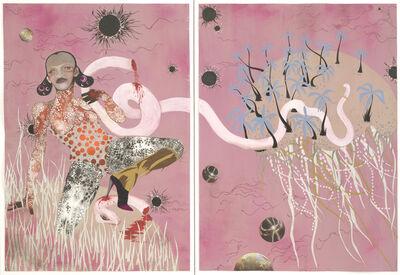 Wangechi Mutu, 'Yo Mama', 2003