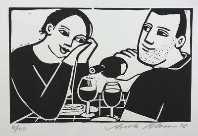 Anita Klein PPRE, 'Dinner at La Nena', 2018