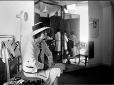 Douglas Kirkland, 'COCO CHANEL 1962'