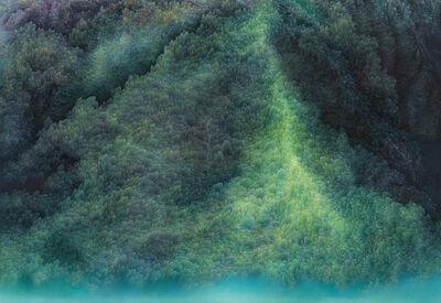 Jin-wook Yeom, 'Memory of Mountain', 2020