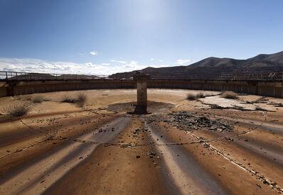 "Phillip Buehler, '""Ore Condensor,"" Bisbee, Arizona', 2017"