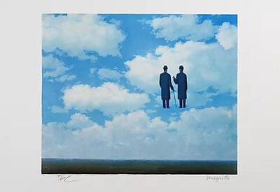 René Magritte, 'La Reconnaissance infinie', 2010