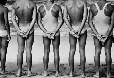 Thomas Hoepker, 'Life Guards, Sydney, Australia', 1971