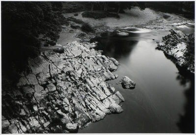 Edward Ranney, 'River Lune, Cumbria', 1981