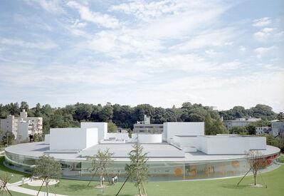SANAA, '21st Century Museum of Contemporary Art, Kanazawa, Japan', 1999-2004