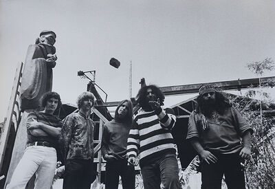 Dennis Hopper, 'The Grateful Dead', California 1967