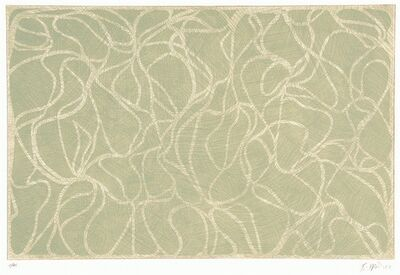 Brice Marden, 'Red Line Muses', 2001