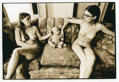 Leslie Krims, 'Nudes & Smart Baby', ca. 1968