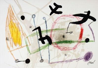 Joan Miró, 'Maravillas #1057-1975', 1975