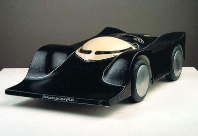 Panamarenko, 'Polistes-car', 1990