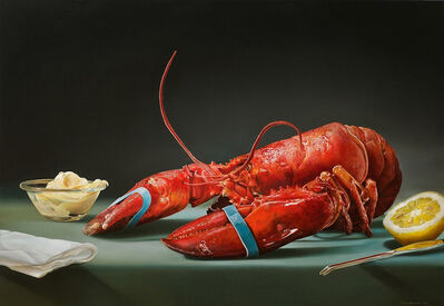 Tjalf Sparnaay, 'The lobster (limited edition of 50)', 2010