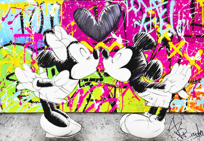 Vincent Bardou, 'MINNIE & MICKEY', 2020