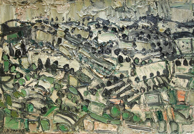 Andre Cottavoz, 'Fiesole', 1959