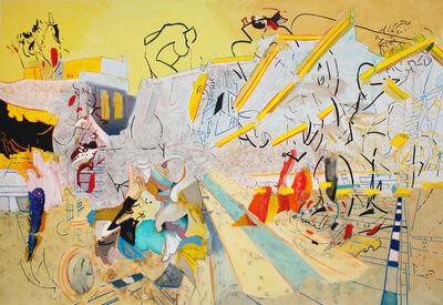 Alejandro Ospina, 'Monkeys Tear', 2016