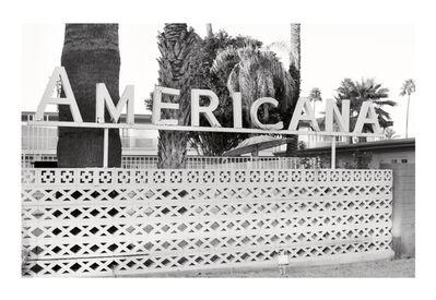 Esther Voisin, 'Americana', 2009