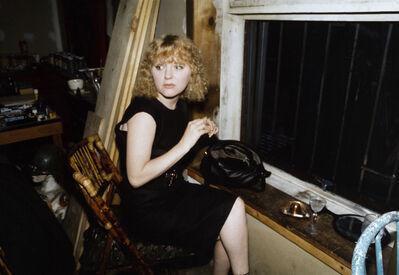 Nan Goldin, 'April in the window, New York City', 1988