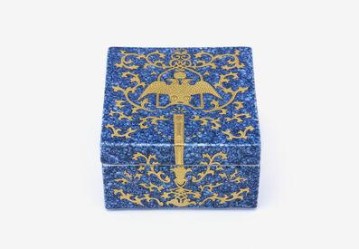 Yuki Hayama, 'Memory Box: Imperial Gift of an Iznik Blue  II', 2019