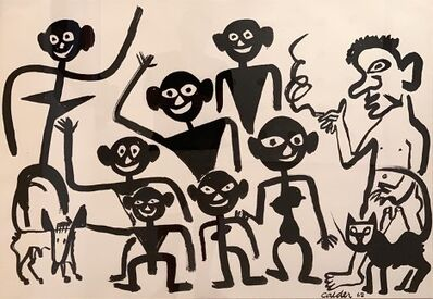 Alexander Calder, 'Untitled', 1967