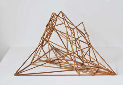 János Megyik, 'Space Model', 1975