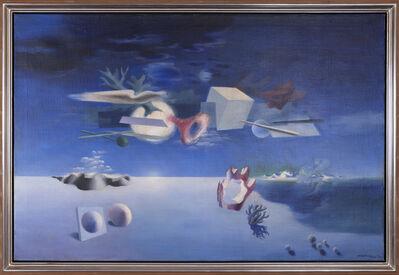 Herbert Bayer, 'Ein Vorgang in Blau (A Process in Blue)       ', 1936