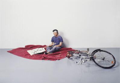 Duane Hanson, 'Chinese Student', 1989