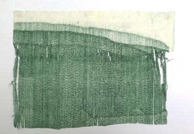 Allyson Strafella, 'worksite section I', 2010