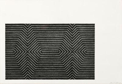 Frank Stella, 'Turkish Mambo', 1967