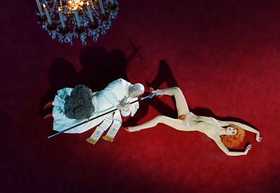 Miles Aldridge, 'The Ninth Hour (After Cattelan)', 2016