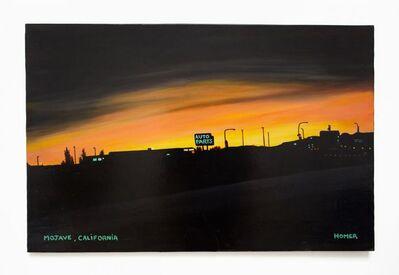 Jessie Homer French, 'Mojave, California', 1997