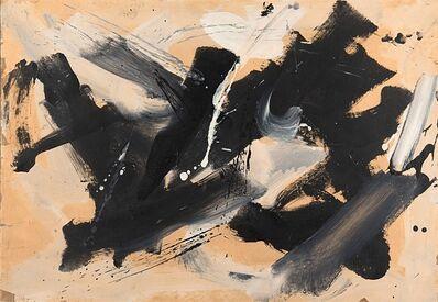 Emilio Vedova, 'Untitled (astratto)', 1960-1962