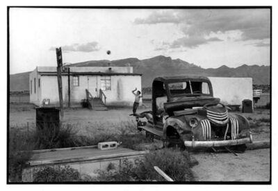 Danny Lyon, 'Llanito, New Mexico', 1970