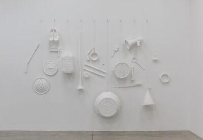 Amalia Pica, '(Un)heard inventory', 2017