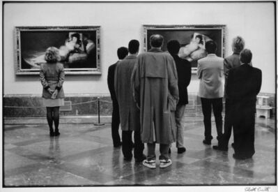 Elliott Erwitt, 'Madrid', 1995