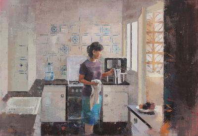Keiko Ogawa, 'La llum del pati', 2017