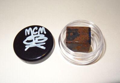 "Moss Cow McBadboy Kapow, 'Pocket Minimal Sculptures #50 (""Bricksy"")', 2020"