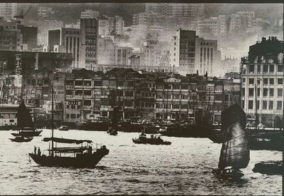 Ed van der Elsken, 'Hong Kong harbour', 1959
