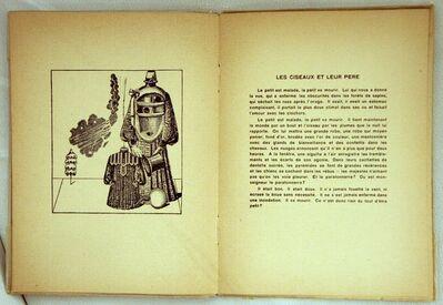 Max Ernst, 'Les Malheurs des Immortels', 1922