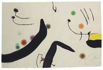 Joan Miró, 'Untitled', 1976