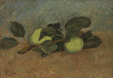 Paul Sérusier, 'Nature morte à la branche de pommier', 1923