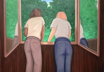 Lise Stoufflet, 'Par La Fenetre', 2018