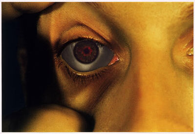Bruce Nauman, 'Opened Eye from Infrared Outtakes ', 2006