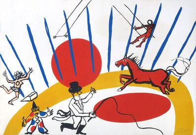 Alexander Calder, 'The Circus', 1975