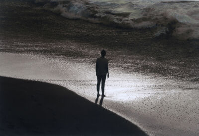 Cristina Kahlo, 'Todas las aguas van al mar', 2019
