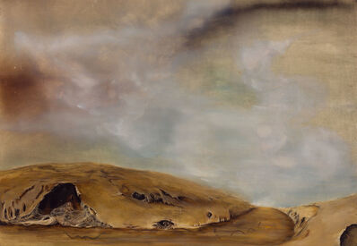 Bridget Tichenor, 'Untitled Landscape', 1957