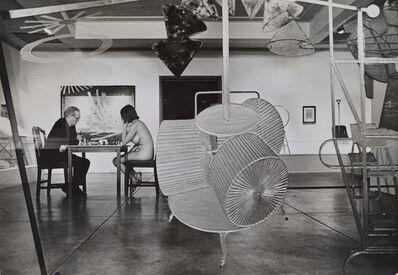 Julian Wasser, 'Duchamp Playing Chess with a Nude (Eve Babitz), Duchamp Retrospective, Pasadena Art Museum,'
