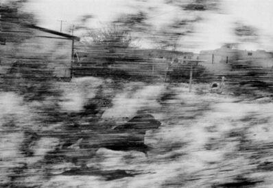 John Divola, 'Dogs Chasing My Car in the Desert, D29F06', 1996/2001