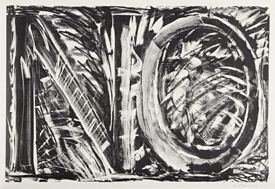 Bruce Nauman, 'No - State ', 1981