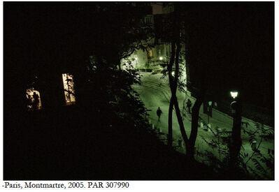 """Patrick Zachmann, '""""Un jour, la nuit"""", Paris', 2005"""