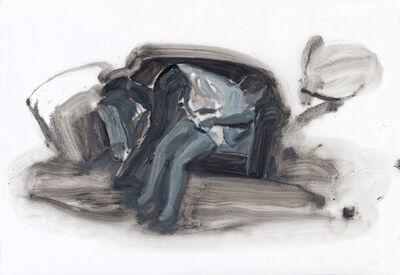Lisa Brice, 'Untitled (Base II, study)', 2007