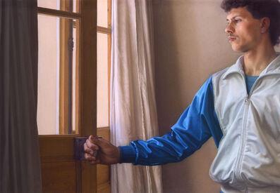 Claudio Bravo, 'Opening the Door', 1991